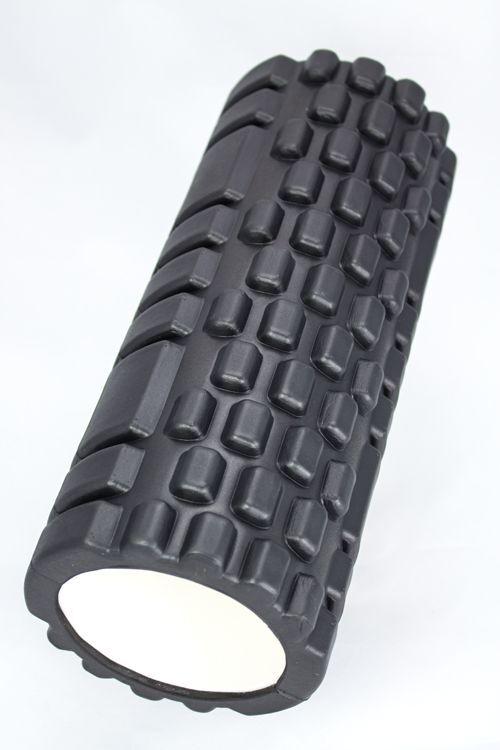 Hoffmanns Matrixrolle Fitnessrolle Schaumstoffrolle Foam roller Faszienrolle  | Bekannt für seine schöne Qualität