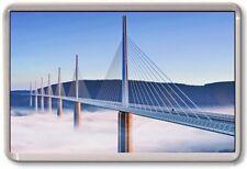 FRIDGE MAGNET - MILLAU BRIDGE - Large Jumbo - France