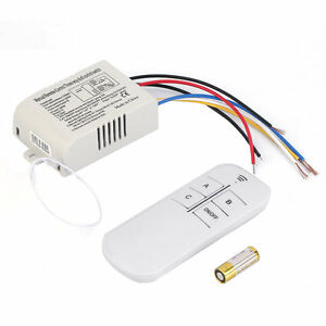 220V-3-Way-ON-OFF-Digital-RF-Remote-Control-Switch-Wireless-For-Light-Lamp-MRMY