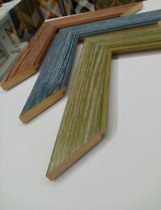 100% De Qualité Cadres Encadrements / Tableaux Standard Et Sur Mesure / Patine Et Filet Or /art Un Style Actuel