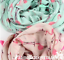 Ladies Flamingo tassel scarf sarong cotton mix COLOUR OPTIONS stocking filler