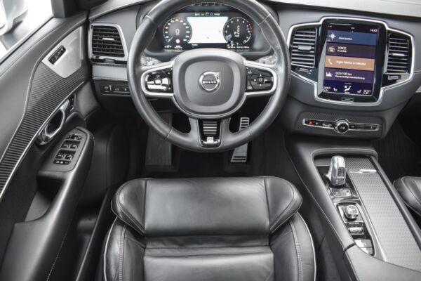 Volvo XC90 2,0 T8 407 R-Design aut. AWD 7prs - billede 5
