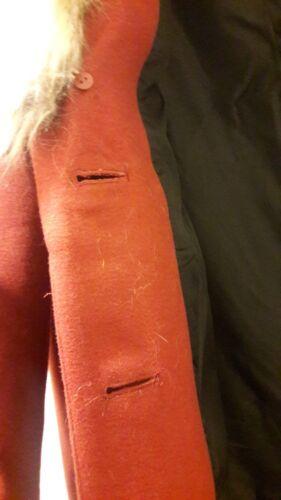 Cappotto Plus sintetica 18 bnwt con collo pelliccia taglia oversize asos in rBqPUrO