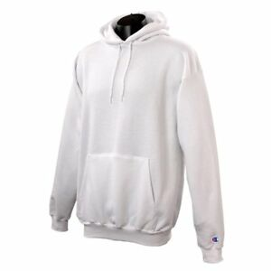 W On Defects Read White Sleeve Champion Logo New Hoodie Reverse medium Weave xXR0xqwC