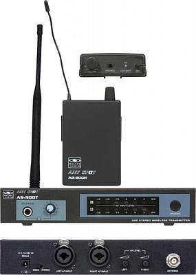 Galaxy Audio Galaxy AS-900 - 650.200 MHZ AS-900-K7 Wireless Monitors NEW