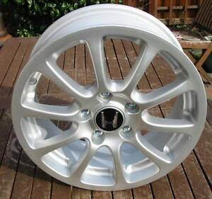 Honda-16-034-10-Spoke-Alloy-Wheel-May-Fit-Civic-Accord-Jazz-etc-Brand-New