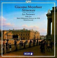 Meyerbeer: Struensee; Le Prophète; L'Africaine, New Music
