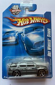 2008 HOTWHEELS Cadillac Escalade PICK UP MOLTO RARA! Nuovo di zecca!