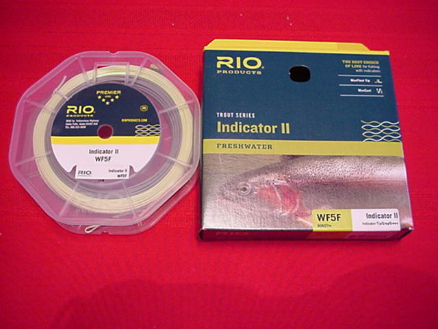 Rio Fly Line In Touch Indicator Extreme WF8F Line GREAT NEW