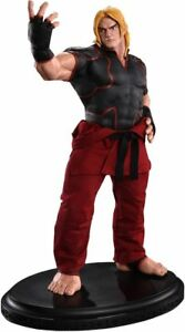 Pop Culture Shock Street Fighter V: Ken Masters Statue au 1/4 normale
