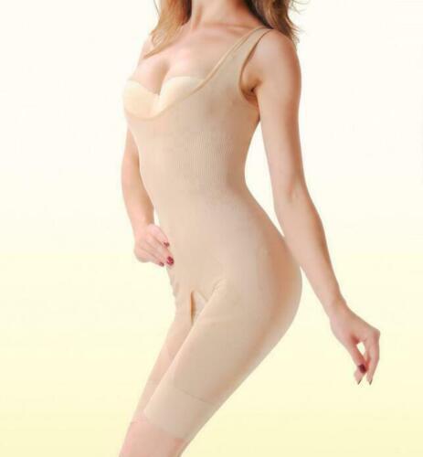 Miederhose bauchweg Panty Mieder TaillenformerSlim Figur formend ShapewearBody Q