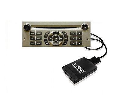 Adapter USB SD AUX MP3 Interface passend für Honda GoldWing SC47 GL1800 ab 2005