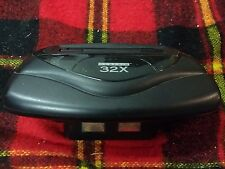 Sega Genesis 32X ADD ON Adapter Console MK-84000 (no cables)