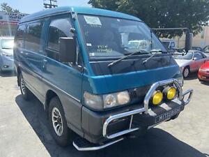 1996 Mitsubishi Delica 4X4