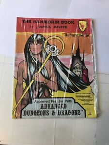 Guilde Des Juges Le Illhiedrin Livre En Mise Sous Film Donjons & Dragons Et 1981