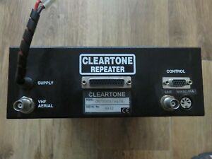 CLEARTONE-CM-70000-UHF-VHF-REPEATER-amp-UHF-UHF-REPEATER-JUST-ARRIVED