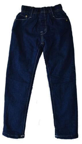 Bambini termica NUOVO Ragazza Termici Thermojeans Pantaloni Ragazza Jeans Pantaloni