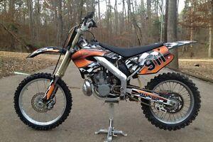 2000 2001 cr 125 250 graphics cr125r cr250r custom deco kit 2500 orange ebay