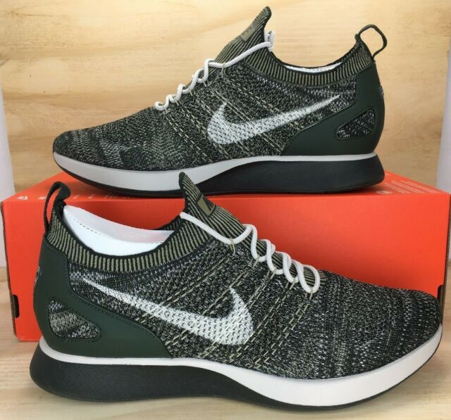 cheap for discount 97673 237c9 Nike Air Zoom Mariah Flyknit Racer Olive Green 918264 301 Men Size