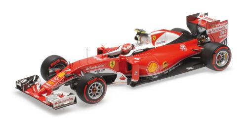 Ferrari SF16-H Scuderia Ferrari Kimi Raikkonen GP China 2016 F1 Formula 1 1:18