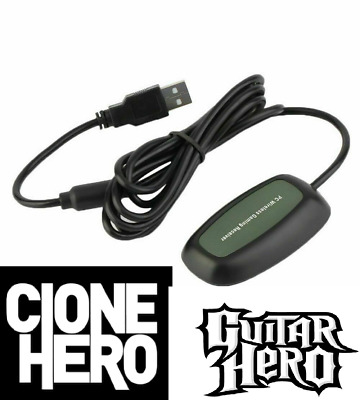 Clone Hero Xbox 360 Wireless Controller Guitar Hero Xbox ...
