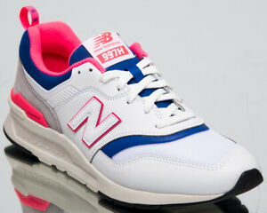 2e8936425150a New Balance 997H Men s New White Laser Blue Casual Lifestyle ...