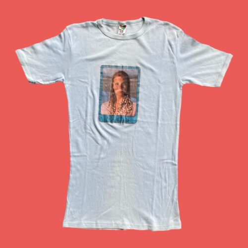 80/'s Ghosts can/'t do it Bo Derek movie tant top size large made in Usa.