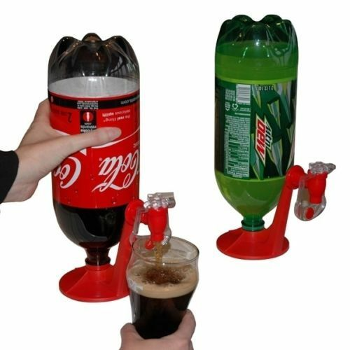 Soda Dispense Gadget Coke Party Drinking Fizz Saver Dispenser Water Machine Tool