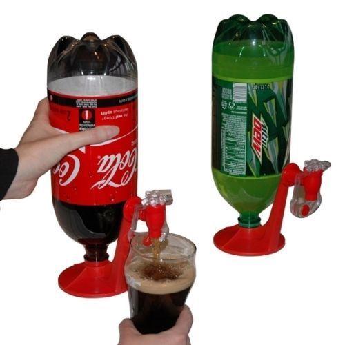 Soda Dispense Gadget Coke Party Drinking Fizz Saver Dispenser Water Machine Tool