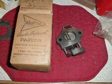 NOS MOPAR EXHAUST HEAT RISER ASSY 1955-6 PLYMOUTH DODGE ALL 8 CYLINDER