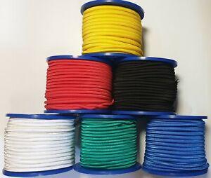 GUMMISEIL Meterware Expanderseil Spannseil  elastisches Seil ø 8 mm