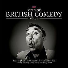 Vintage British Comedy Vol. 1 von Various Artists   CD   Zustand gut