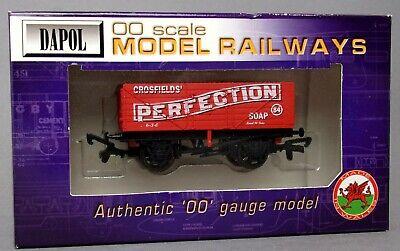 Dapol B536 Perfection Soap Warrington Open Wagon Red Boxed Mint Oo Può Essere Ripetutamente Ripetuto.