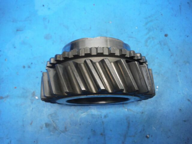SM465 3rd Gear /& Slider Updated Chevy GMC Granny Low 4 Speed