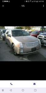 2006 Cadillac srx