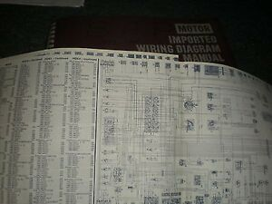 1977 - 1982 TOYOTA TERCEL CORONA SUPRA PICKUP CORONA STARLET ... Wiring Diagram For Toyota Truck on