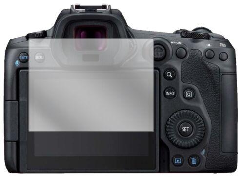 2x Canon EOS R5 Protector de Pantalla protectores transparente dipos