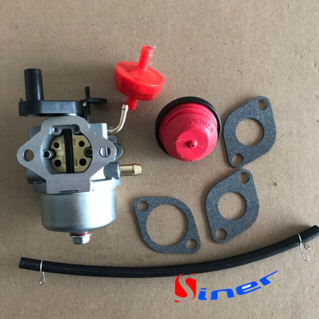 Carburetor Fuel Filter For BRIGGS /& STRATTON 801396 801233 801255 Toro power Kit