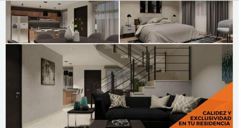 Casa en venta zona San Mateo Atenco