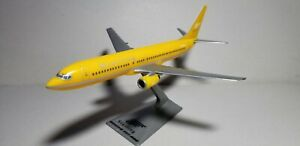 FM-STERLING-AIRLINES-737-800-YELLOW-1-200-SCALE-PLASTIC-SNAPFIT-MODEL