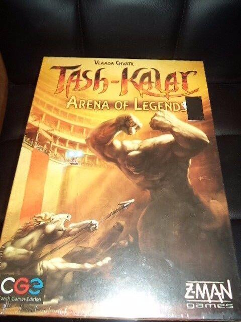 Tash-Kalar Arena of Legend - Z-Man Games Board Game Game Game New 7ff9ae