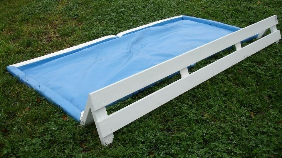 Trailer Vandgrav, Blå PVC, L=0,7xB=2,5m