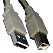 5m HQ USB 2.0 Hi-Speed PRINTER Cable/Lead A to B Epson