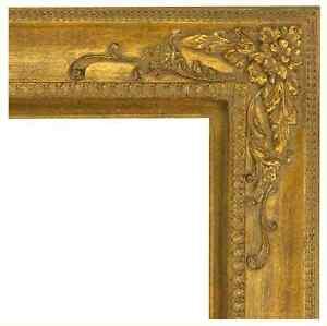 Ornate Italian Gold Frame 24x30 Ebay