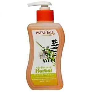 Patanjali-Anti-Bacterial-Herbal-Hand-Wash-250-ML