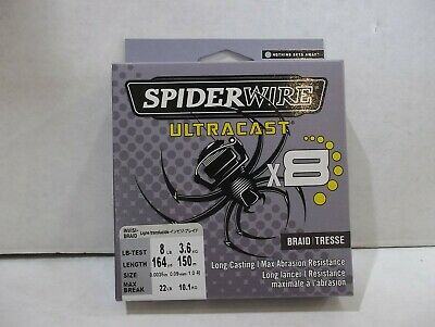 Spiderwire 1339707 Clear Ultracast Ultimate 300 Yd 10 Lb Mono Fishing Line