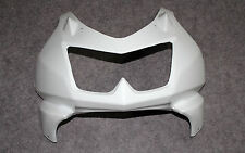 Unpainted Upper Nose Cowl Fairing Fit Kawasaki Ninja250R EX250 2008-2012 Plastic