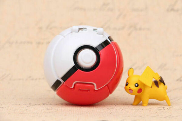 Pokemon Go Pokemon Pokeball Fidget Spinner /& 24 Mini Figures UK