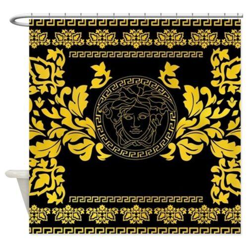 "CafePress Gold Medusa Decorative Fabric Shower Curtain 69/""x70/"" 1946615"