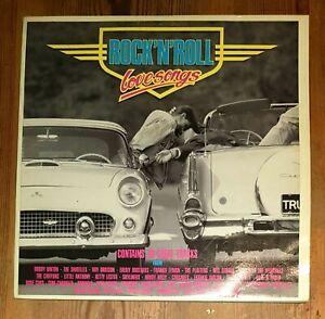 Various-Rock-039-N-039-Roll-Lovesongs-2-Vinyl-LP-Compilation-33rpm-1990-DIN-TV-13